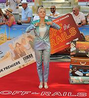 "JUL 23 ""Off The Rails"" world film premiere"