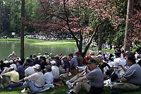 6th April 2001; Augusta, GA, USA; US Masters golf