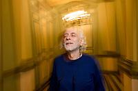 MADRID, SPAIN - APRIL 28: Director Fernando Trueba poses for a portrait session  during 'El Olvido Que Seremos' presentation at Casa de America on April 28, 2021 in Madrid, Spain. ©Juan Naharro Gimenez