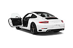 Car images of 2017 Porsche 911 Carrera-Coupe 2 Door Coupe Doors