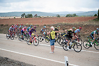 Stage 5: L'Eliana to Observatorio Astrofísico de Javalambre (171km)<br /> La Vuelta 2019<br /> <br /> ©kramon