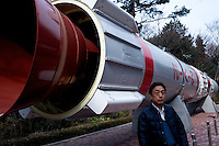 Prof. Masamichi Yamashita, at the  Institute of Space and Astronautical Science, Tokyo, Japan.