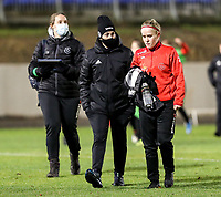 pictured during a female soccer game between FC Femina White Star Woluwe and Club Brugge YLA on the eleventh matchday of the 2020 - 2021 season of Belgian Scooore Womens Super League , Friday 22 January 2021  in Woluwe , Belgium . PHOTO SPORTPIX.BE   SPP   SEVIL OKTEM