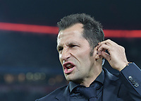 11.04.2018, Muenchen: Quarter Finals 2nd leg - FC Bayern Muenchen - FC Sevilla<br /><br />sport director  Hasan Salihamidzic  (Bayern Muenchen) *** Local Caption *** © pixathlon<br /> Contact: +49-40-22 63 02 60 , info@pixathlon.de