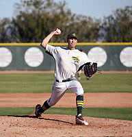Zane Strand - 2019 Central Arizona College Vaqueros (Bill Mitchell)
