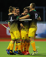 201119 Men's Premier League Hockey - Falcons v Alpiners