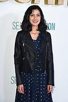 "Rakhee Thakrar<br /> arriving for the ""Sex Education"" season 2 launch at Genesis Cinema Mile End Road, London.<br /> <br /> ©Ash Knotek  D3547 08/01/2020"