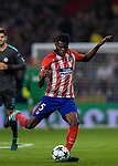 Thomas Teye Partey of Atletico de Madrid during the UEFA Champions League 2017-18 match between Atletico de Madrid and Chelsea FC at the Wanda Metropolitano on 27 September 2017, in Madrid, Spain. Photo by Diego Gonzalez / Power Sport Images