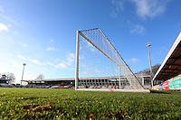 General view of the ground during Stevenage vs Cambridge United, Sky Bet EFL League 2 Football at the Lamex Stadium on 26th December 2016