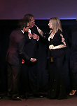 Ben Stiller, George Segal, Barbra Streisand during the Presentation for the 40th Annual Chaplin Award Gala Honoring Barbra Streisand at Avery Fisher Hall in New York City on 4/22/2013.