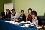 AYCC SIde Event. UNFCCC COP 14 (©Robert vanWaarden ALL RIGHTS RESERVED)