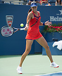 Ana Ivanovic (SRB) defeats Christina McHale (USA 4-6, 7-5, 6-4 at the US Open being played at USTA Billie Jean King National Tennis Center in Flushing, NY on August 31, 2013