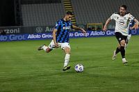Achraf Hakimi of Inter  during the  italian serie a soccer match,Spezia Inter Milan at  the STadio Picco in La Spezia Italy ,