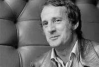 Marc Favreau (SOL) 1973<br />  (date exacte inconnue)<br /> <br /> PHOTO : Alain Renaud - Agence Quebec Presse