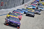Monster Energy NASCAR Cup Series<br /> AAA 400 Drive for Autism<br /> Dover International Speedway, Dover, DE USA<br /> Sunday 4 June 2017<br /> Denny Hamlin, Joe Gibbs Racing, FedEx Express Toyota Camry, Daniel Suarez, Joe Gibbs Racing, STANLEY Toyota Camry<br /> World Copyright: John K Harrelson<br /> LAT Images<br /> ref: Digital Image 17DOV1jh_06675