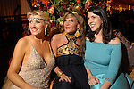 """Chairs Susan Plank and Debra Grierson with Kelly Provine at the Children's Museum """"Arabian Nights"""" Gala at The Corinthian Saturday  Oct. 14,2006.(Dave Rossman/For the Chronicle)"""