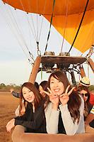 2019 November Hot Air Balloon Cairns
