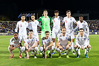 England line up before the UEFA Euro 2020 Qualifying Group A match between Kosovo and England at Fadil Vokrri Stadium on November 17th 2019 in Pristina, Kosovo. (Photo by Daniel Chesterton/phcimages.com)<br /> Photo PHC Images / Insidefoto <br /> ITALY ONLY
