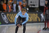 SPEEDSKATING: 16-02-2020, Utah Olympic Oval, ISU World Single Distances Speed Skating Championship, 1500m Men, Mathias Vosté (BEL), ©photo Martin de Jong