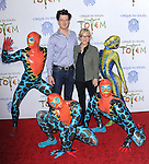 Rachael Harris attends Totem from Cirque du Soleil Premiere at Santa Monica Pier in Santa Monica, California on January 21,2014                                                                               © 2014 Hollywood Press Agency