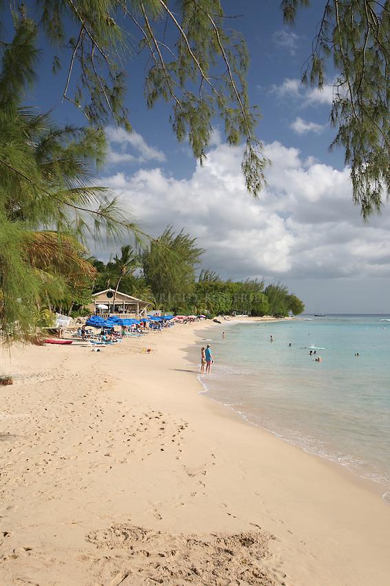 Mullin's Beach Bar.Mullin's Beach.St. James Parish.Barbados