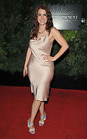 Louise Gookey at the PINK London 2021 annual charity fundraiser, Proud Embankment, 8 Victoria Embankment, on Wednesday 06th October 2021 in London, England, UK. <br /> CAP/CAN<br /> ©CAN/Capital Pictures