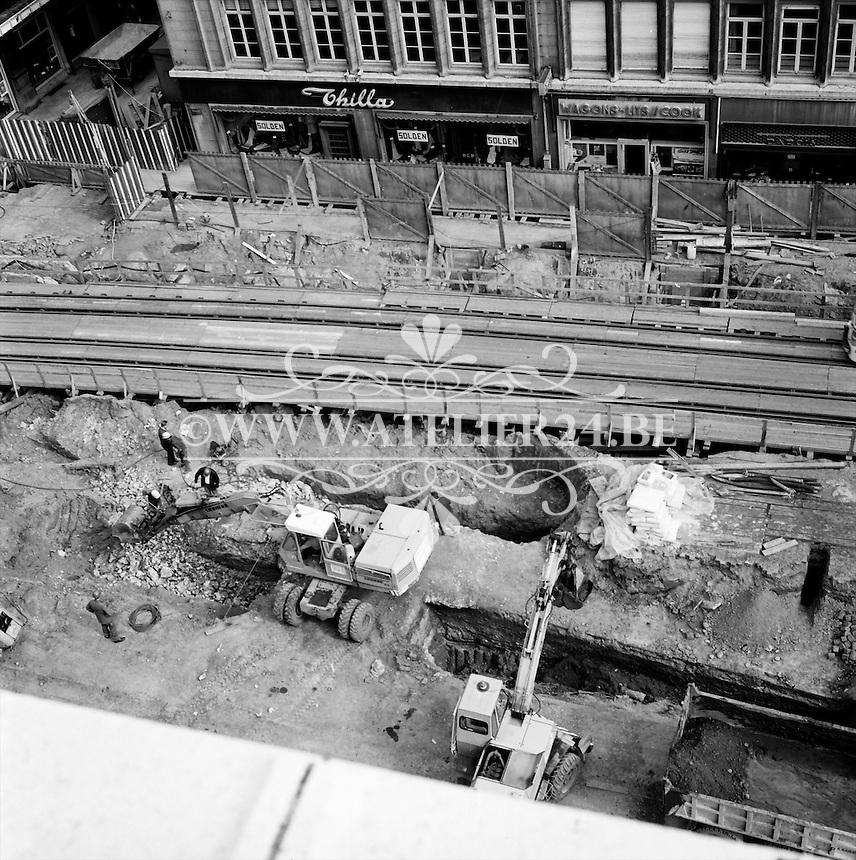 Meir Antwerpen in 1970.