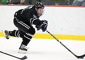 Andrew Gladiuk (Bentley - 12) - The Harvard University Crimson defeated the visiting Bentley University Falcons 5-0 on Saturday, October 27, 2012, at Bright Hockey Center in Boston, Massachusetts.