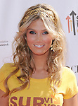Delta Goodrem  at Stand Up to Cancer held at Sony Picture Studios in Culver City, California on September 10,2010                                                                               © 2010 Hollywood Press Agency