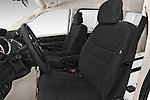 Front seat view of a 2015 Ram base tradesman 5 Door Cargo Van front seat car photos