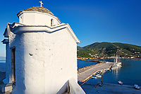 Panagitsa of Pyrgos in the Chora of Skopelos island, Greece
