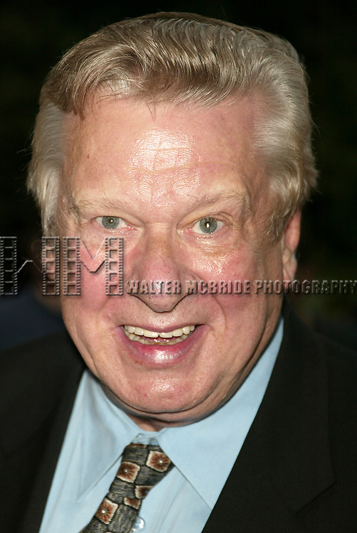 Brian Murray Attending the Opening Night Performance for the Roundabout Theatre Company's Off Broadway production of  THE PARIS LETTER at the Laura Pels Theatre in New York City.<br />June 9, 2005