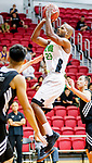 Austin Bryant M #23 of Tycoon Basketball Team tries to score during the Hong Kong Basketball League game between Tycoon vs Eagle at Southorn Stadium on May 11, 2018 in Hong Kong. Photo by Yu Chun Christopher Wong / Power Sport Images