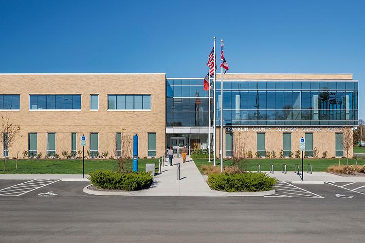FCFSC - Franklin County Forensic Science Center | Moody Nolan, MLW, Corna-Kokosing