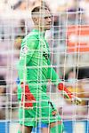 FC Barcelona's Marc-Andre Ter Stegen during La Liga match. August 29, 2021. (ALTERPHOTOS/Acero)