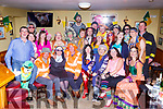 Wonder woman Sheilane Brosnan, Cordal seated centre celebrated her 40th birthday with her afmily and friends in Knightley's bar Castlemaine on Saturday