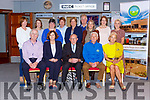 Centurian John Coffey launched the 2019 Models in Recovery fashion show which will be held in the INEC Front row: Cathal Walshe, Patricia Barrett, John Coffey, Pat Doolan, Bernie O'Sullivan Back row l-r: Mary O'Rourke, Catherine Coffey, Linda Ring Noreen Coffey, Noreen Collins, Dermot O'Reilly, Noreen O'Brien, Angela Curran, Orla Monks.