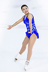 Yuna Shiraiwa of Japan competes in Senior Ladies group during the Asian Open Figure Skating Trophy 2017 on August 05, 2017 in Hong Kong, China. Photo by Marcio Rodrigo Machado / Power Sport Images