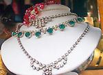 Necklaces, Mamie Shop, Pigalle, Paris, France, Europe