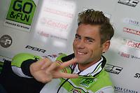 Aragon (Spagna) 28/09/2014 - gara Moto GP / foto Luca Gambuti/Image Sport/Insidefoto<br /> nella foto: Alvaro Bautista