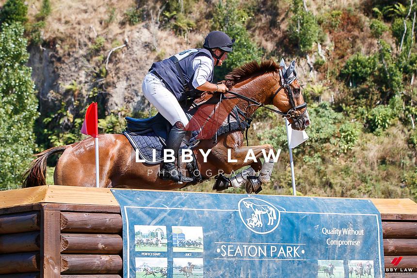 NZL-Donna Edwards-Smith rides DSE Samalam. Randlab Veterinary Medicines CCI 4*-S. 2021 NZL-RANDLAB Matamata Horse Trial. Sunday 21 February. Copyright Photo: Libby Law Photography.