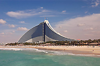 Dubai, United Arab Emirates. Jumeira Beach Hotel..