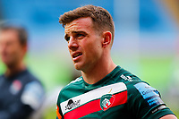 28th March 2021; Mattoli Woods Welford Road Stadium, Leicester, Midlands, England; Premiership Rugby, Leicester Tigers versus Newcastle Falcons; George Ford of Leicester Tigers