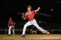 Matthew Liberatore (32) of Mountain Ridge High School in Peoria, Arizona during the Under Armour All-American Game presented by Baseball Factory on July 29, 2017 at Wrigley Field in Chicago, Illinois.  (Jon Durr/Four Seam Images)