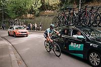 serious sticky bottle...<br /> <br /> 52nd GP Jef Scherens - Rondom Leuven 2018 (1.HC)<br /> 1 Day Race: Leuven to Leuven (186km/BEL)