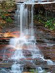 Weeping Rock, Jamison Creek, Blue Mountains, NSW