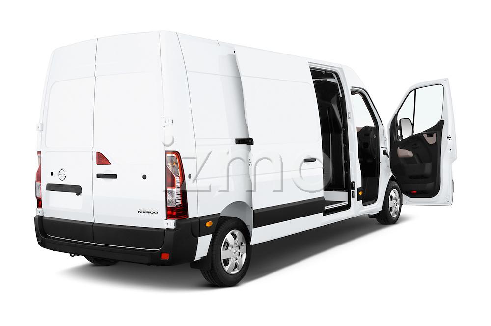 Car images of2015 Nissan NV 400 Business 4 Door Cargo Van Doors