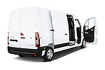 Car images of2015 Nissan NV 400 Business 4 Door Cargo Van Doors