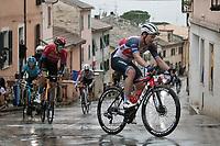 Emīls Liepiņš (LVA/Trek - Segafredo)<br /> <br /> Stage 5 from Castellalto to Castelfidardo (205km)<br /> <br /> 56th Tirreno-Adriatico 2021 (2.UWT) <br /> <br /> ©kramon