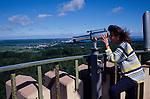 Aussichtsturm, beim Jagdschloss Granitz, Observations-tower near the hunting-lodge Granitz, Insel Rügen, Rügen Island, Baltic Sea, Ostsee, Mecklenburg-Vorpommern, Deutschland, Germany